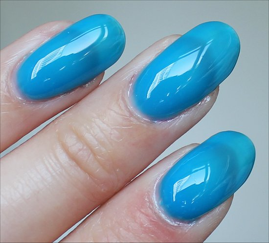 China Glaze Isle See You Later Swatch