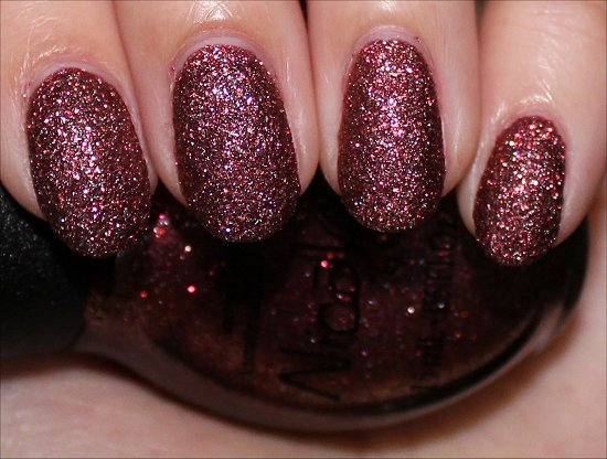 Cinna-Man of My Dreams Nicole by OPI Gumdrops Swatches & Review