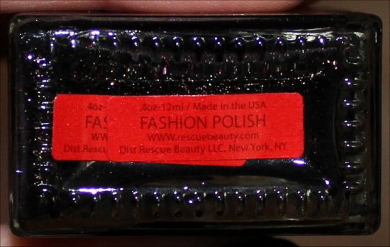 Fashion Polish Rescue Beauty Lounge