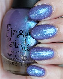 FingerPaints Itsy Bitsy Spider Swatches & Review