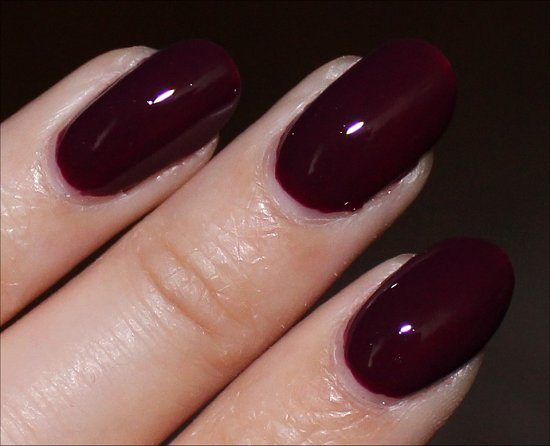In the Cable Car-Pool Lane Swatch OPI San Francisco Collection Swatches