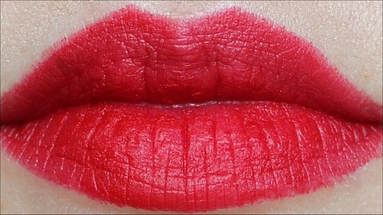 MAC RiRi Woo Lipstick Swatch & Review