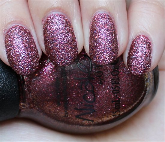 Nicole by OPI Cinna-Man of My Dreams Gumdrops Swatch
