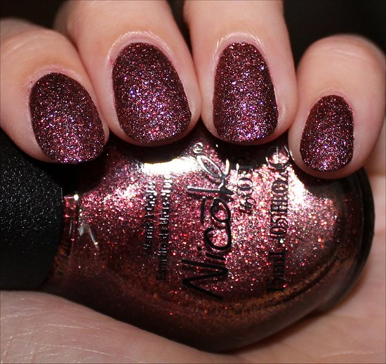 Nicole by OPI Cinna-Man of My Dreams Pics