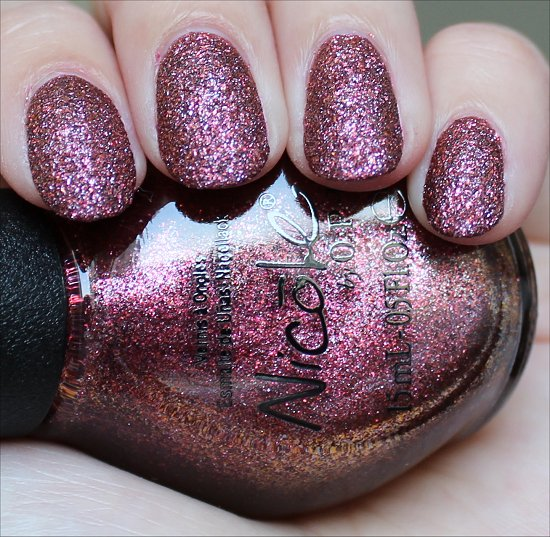 Nicole by OPI Cinna-Man of My Dreams Review & Swatch