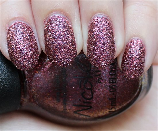 Nicole by OPI Cinna-Man of My Dreams Review & Swatches