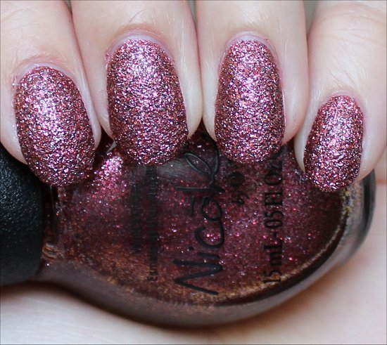 Nicole by OPI Cinna-Man of My Dreams Swatch & Review