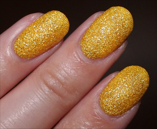 Nicole by OPI Lemon Lolly Nicole by OPI Gumdrops Collection Swatches