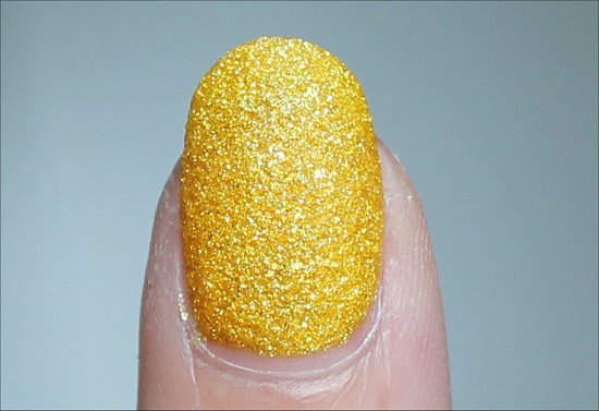 Nicole by OPI Lemon Lolly Swatches