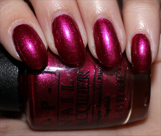 OPI Embarca-Dare Ya Photos San Francisco Collection Swatch