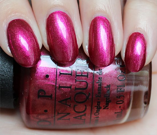 OPI Embarca-Dare Ya Review & Swatch