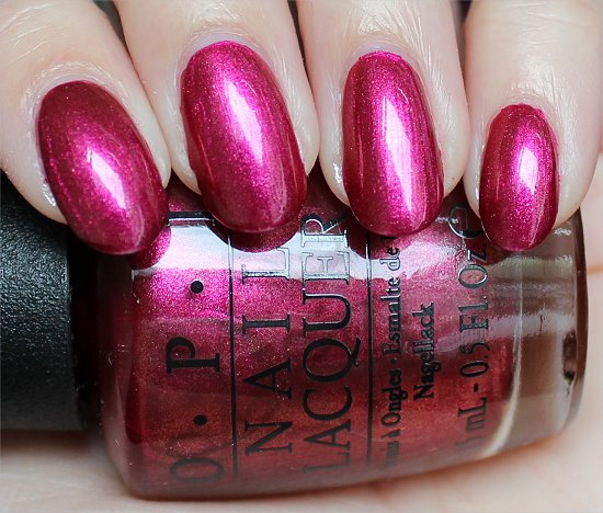 OPI Embarca-Dare Ya Review & Swatches