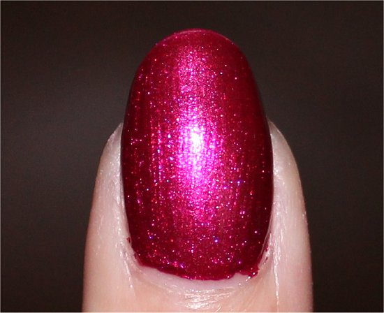 OPI Embarca-Dare Ya Swatch & Pictures