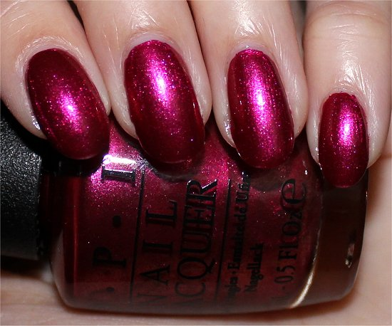 OPI Embarca-Dare Ya Swatch, Review & Photos