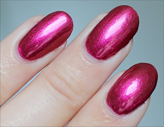 OPI Embarca-Dare Ya Swatch