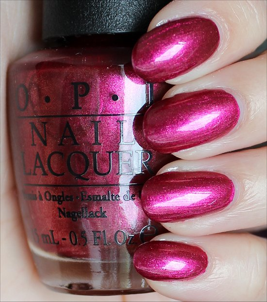 OPI Embarca-Dare Ya Swatches & Review
