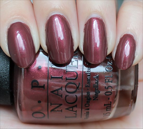 OPI I Knead Sour-Dough Review & Swatches