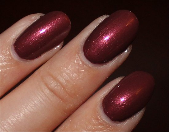 OPI I Knead Sour Dough Swatch & Review