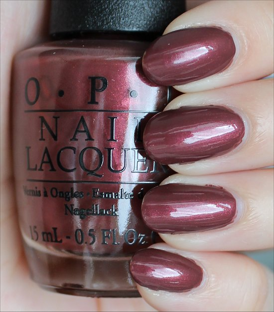 OPI I Knead Sour-Dough Swatches & Review