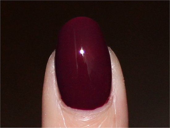 OPI In the Cable Car-Pool Lane Swatch San Francisco Swatches