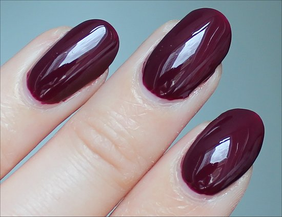 OPI In the Cable Car-Pool Lane Swatch