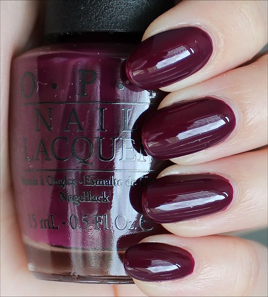 OPI In the Cable Car-Pool Lane Swatches & Review
