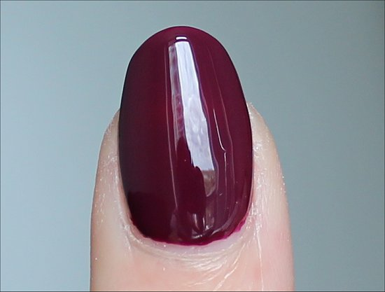 OPI In the Cable Car-Pool Lane Swatches