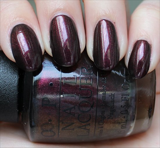 OPI Muir Muir on the Wall Review & Swatch