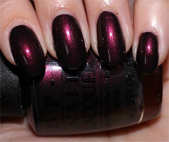 OPI Muir Muir on the Wall Swatch, Review & Photos