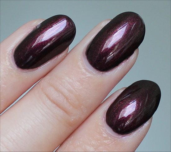 OPI Muir Muir on the Wall Swatch & Review