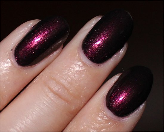 OPI Muir Muir on the Wall Swatch
