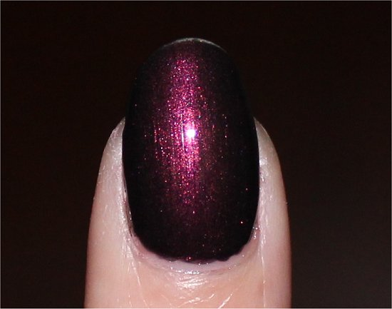 OPI Muir Muir on the Wall Swatches