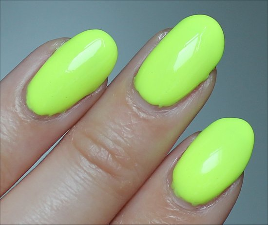 Orly Glowstick Swatch