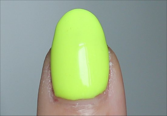 Orly Glowstick Swatches