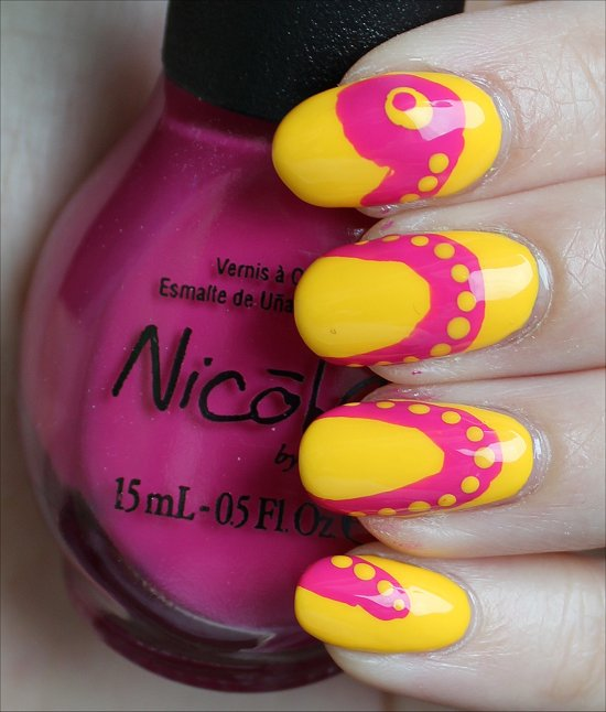 Snake Nails Nail Art Tutorial & Photos