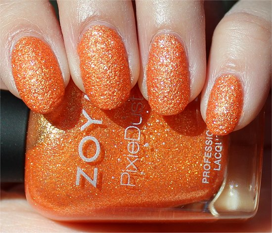 Zoya Beatrix Review & Swatch