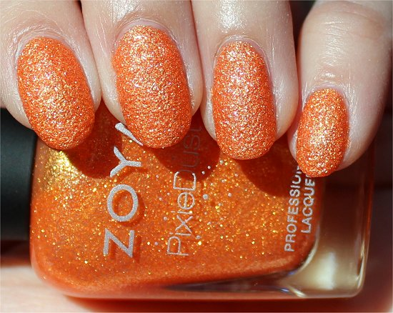 Zoya Beatrix Swatch & Review