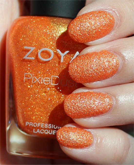 Zoya Beatrix Swatches & Review