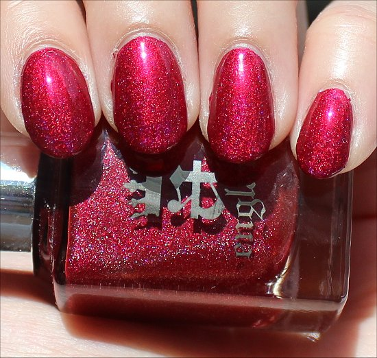 a-england Rose Bower Review & Swatch