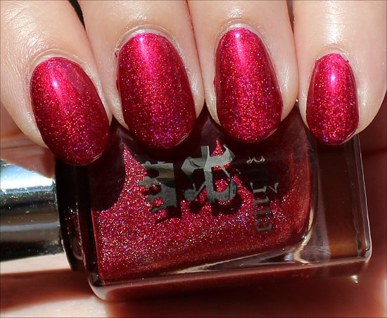 a-england Rose Bower Swatch & Review