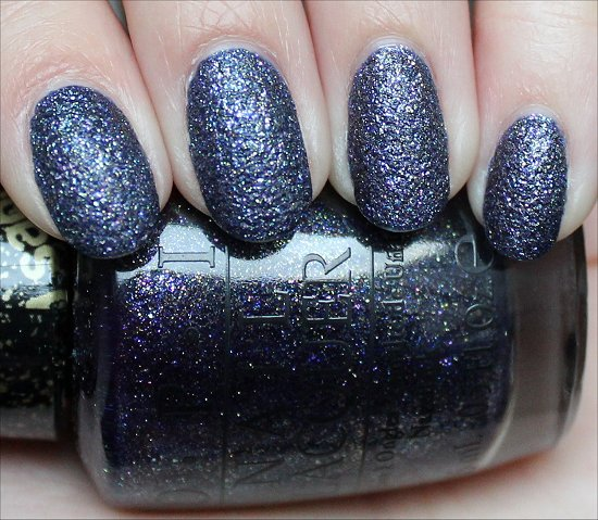 Alcatrac Rocks Swatch OPI San Francisco Swatches