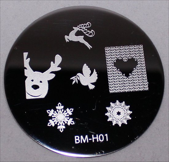 Bundle Monster Holiday Collection Review BM-H01 Pictures