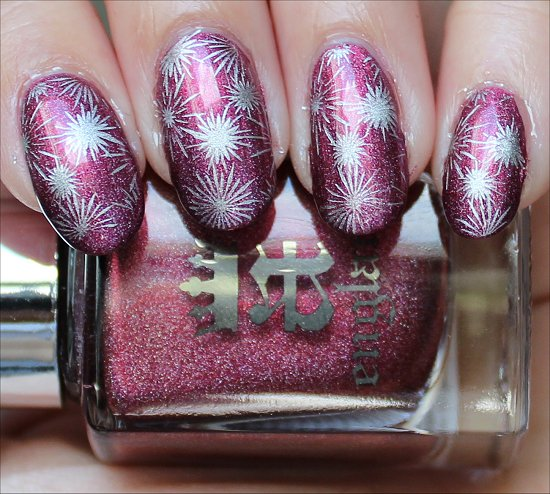 Bundle Monster Manicure Using the Holiday Collection Image Plates