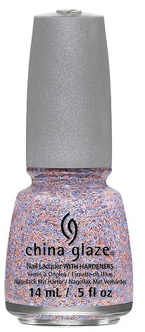 China Glaze All a Flutter On the Horizon Collection