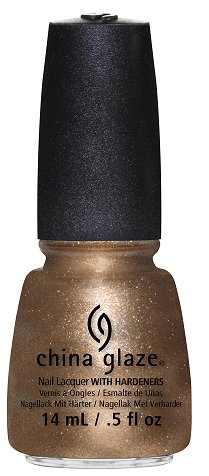 China Glaze Goldie But Goodie Autumn Nights Collection