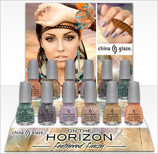 China Glaze On the Horizon Collection Press Release & Promo Pictures