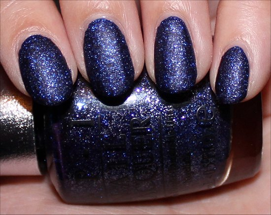 DS Lapis by OPI Swatches