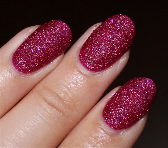 My Cherry Amour Nicole by OPI Gumdrops Swatch