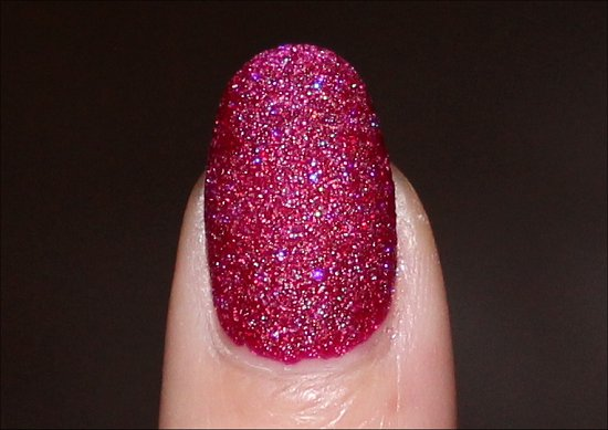 Nicole by OPI My Cherry Amour Swatch & Photos