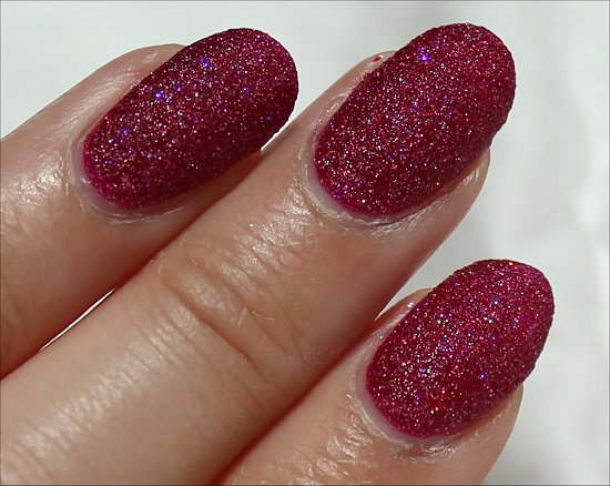 Nicole by OPI My Cherry Amour Swatch